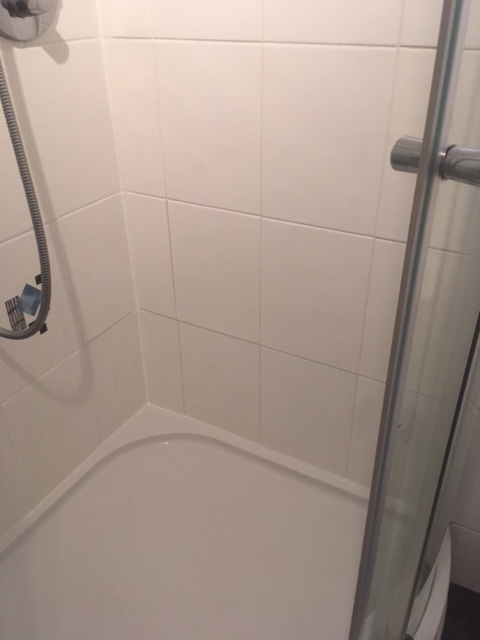 Shower Cubicle After Restoration